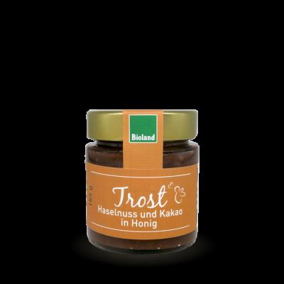 Bioland Haselnuss Kakao Honig