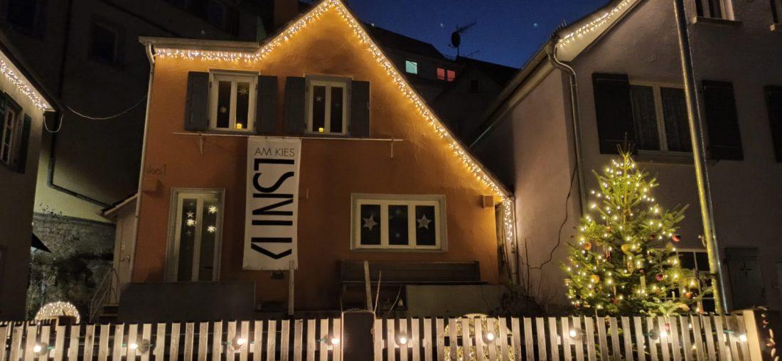 Weihnachtskaufhaus Lauffen